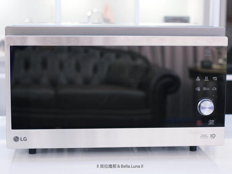 【LG智慧變頻蒸烘烤微波爐】省電高效能,廚房功能大升級!的第 4 張圖片