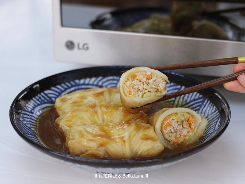 【LG智慧變頻蒸烘烤微波爐】省電高效能,廚房功能大升級!的第 22 張圖片