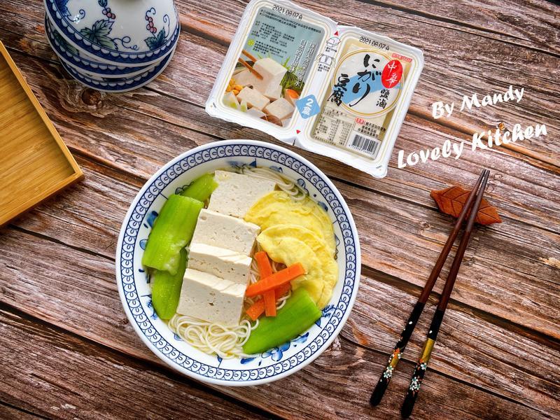 尚天然濃郁豆香-中華鹽滷(油)豆腐的第 8 張圖片