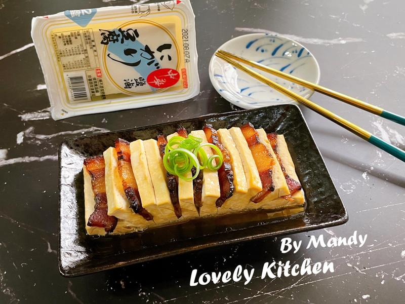 尚天然濃郁豆香-中華鹽滷(油)豆腐的第 9 張圖片