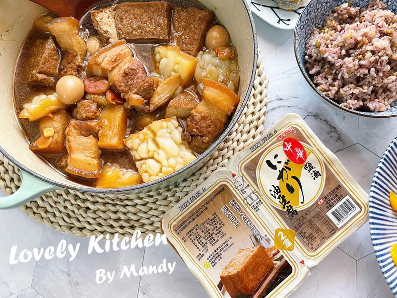 尚天然濃郁豆香-中華鹽滷(油)豆腐的第 4 張圖片