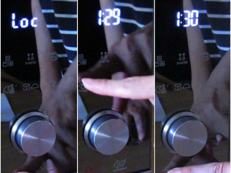 F1的「LG智慧變頻蒸烘烤微波爐」—輕鬆烹煮三餐(一)的第 5 張圖片