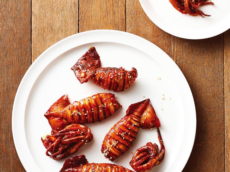 韓式醬燒中卷
