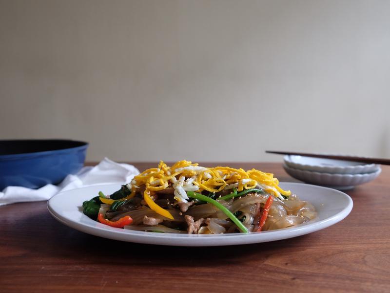 韓式什錦雜菜