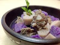 排骨紫山藥蓮藕湯