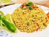 泰式蟹肉炒飯