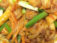 韓式泡菜五花肉炒年糕