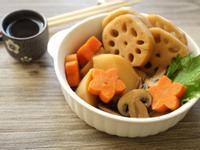 超簡單日式燉煮蔬菜