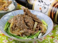洋蔥奶油牛肉燒【淬釀節氣食譜】