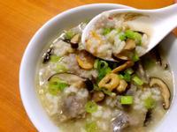 香菇芋頭粥 @188懶人料理