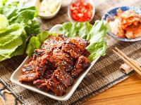 (超簡單) 韓式燒肉-(辣)豬五花