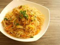 金瓜米粉 [簡易宴客料理]