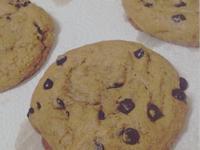 美式巧克力豆軟餅乾