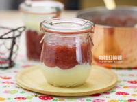 草莓煉乳果醬『鷹牌煉奶』