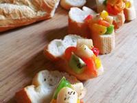 干貝彩色蔬果沙拉 -『淬釀開運年菜』