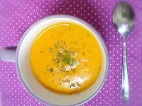 原味料理- 南瓜蕃薯濃湯(奶素)
