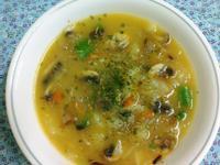 原味料理 - 馬鈴薯蘑菇濃湯(五辛素)