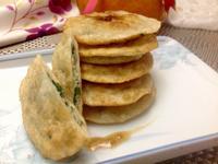 韮菜海鮮煎餅