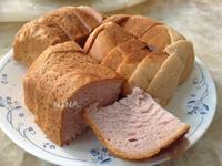 【NINA】紫芋地瓜麵包「鮮食家好食材」