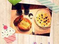 焗烤番茄蘑菇盅-烘焙展食譜募集