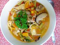 原味料理-義式風味蔬食湯(素)