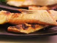 香烤鮭魚排