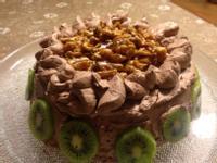 蛋糕10---巧克力生日蛋糕