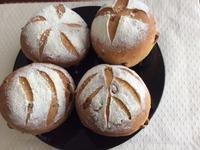 養生堅果麵包