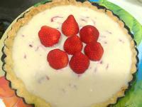 草莓白巧克力慕斯塔【烘焙展食譜募集】
