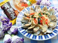 塔香蛤蜊炒麵【真麵堂】