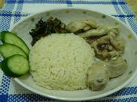 [南洋味/華人]電飯鍋海南雞飯