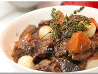[提姆士] 紅酒燉牛肉 法式暖冬料理