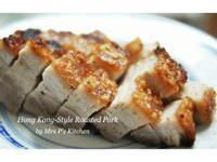 自製港式脆皮燒肉/燒腩仔