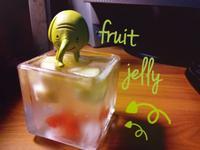 原味蒟蒻水果凍♡