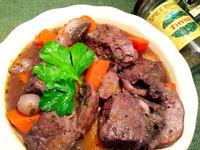 法式蘑菇紅酒燉牛肉