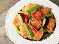 蔥燒鯛魚片