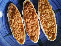 杏仁船型餅
