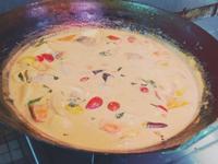 泰式紅咖哩雞