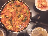 韓式春川炒辣雞