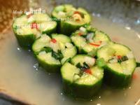 韓式黃瓜水泡菜, 오이물김치