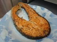 香草三文魚扒