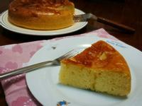 蜜蘋果蛋糕(電子鍋)