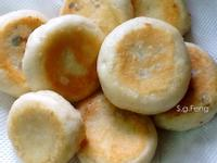 香菇青蔥水煎包