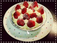 白色乳酪草莓塔&可愛杯裝版