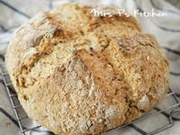 愛爾蘭蘇打麵包 [不用搓麵糰食譜]