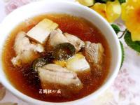 瓜仔豆腐雞湯