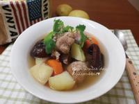 馬鈴薯蘿蔔排骨湯