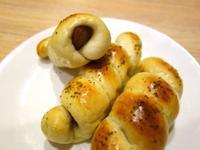 迷你德國香腸麵包捲