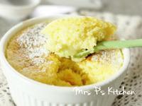 檸檬布丁蛋糕 [超美味甜點]