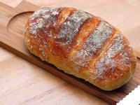 神奇★免揉★脆皮法國麵包(無奶無糖無油)